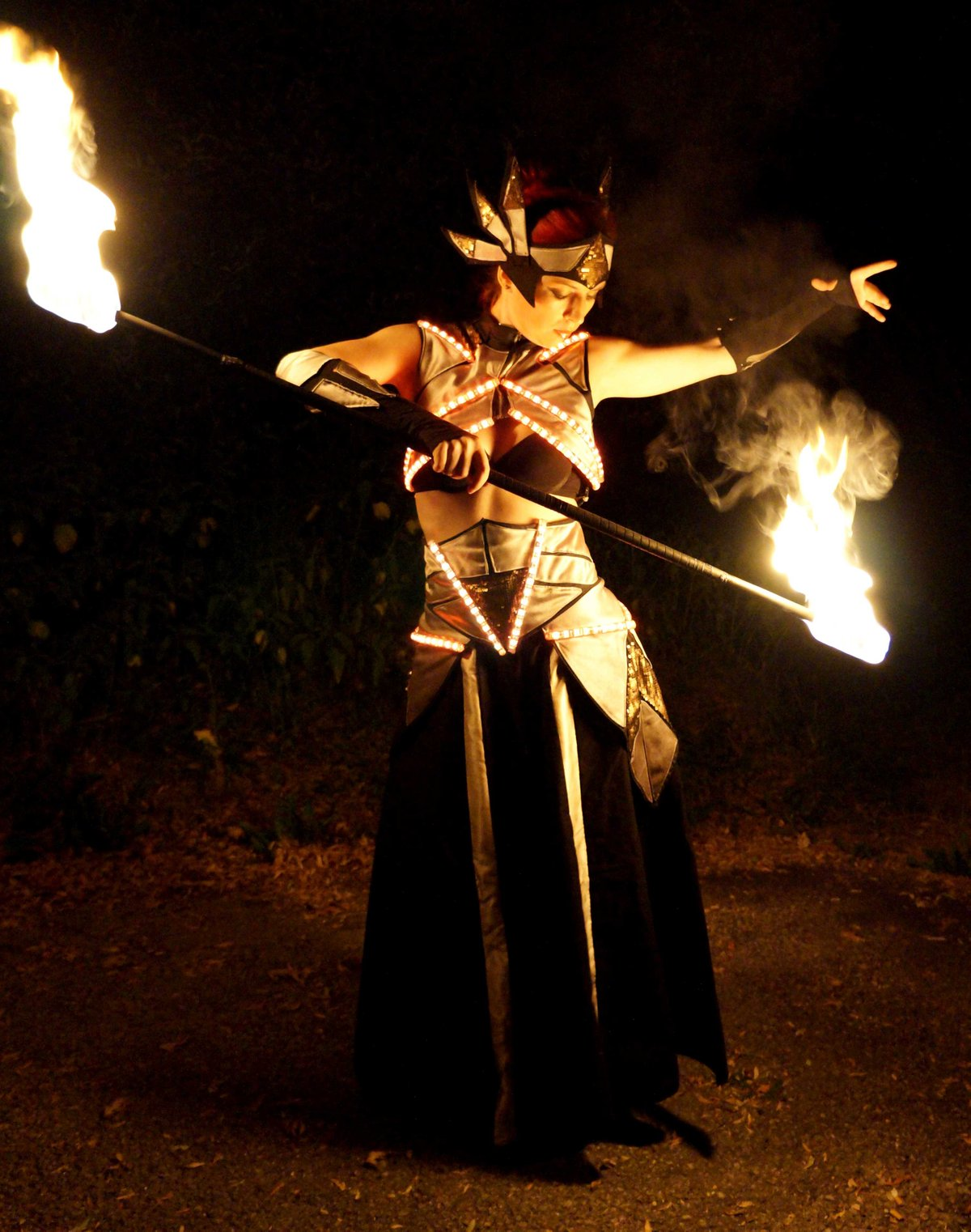 fire staff performance